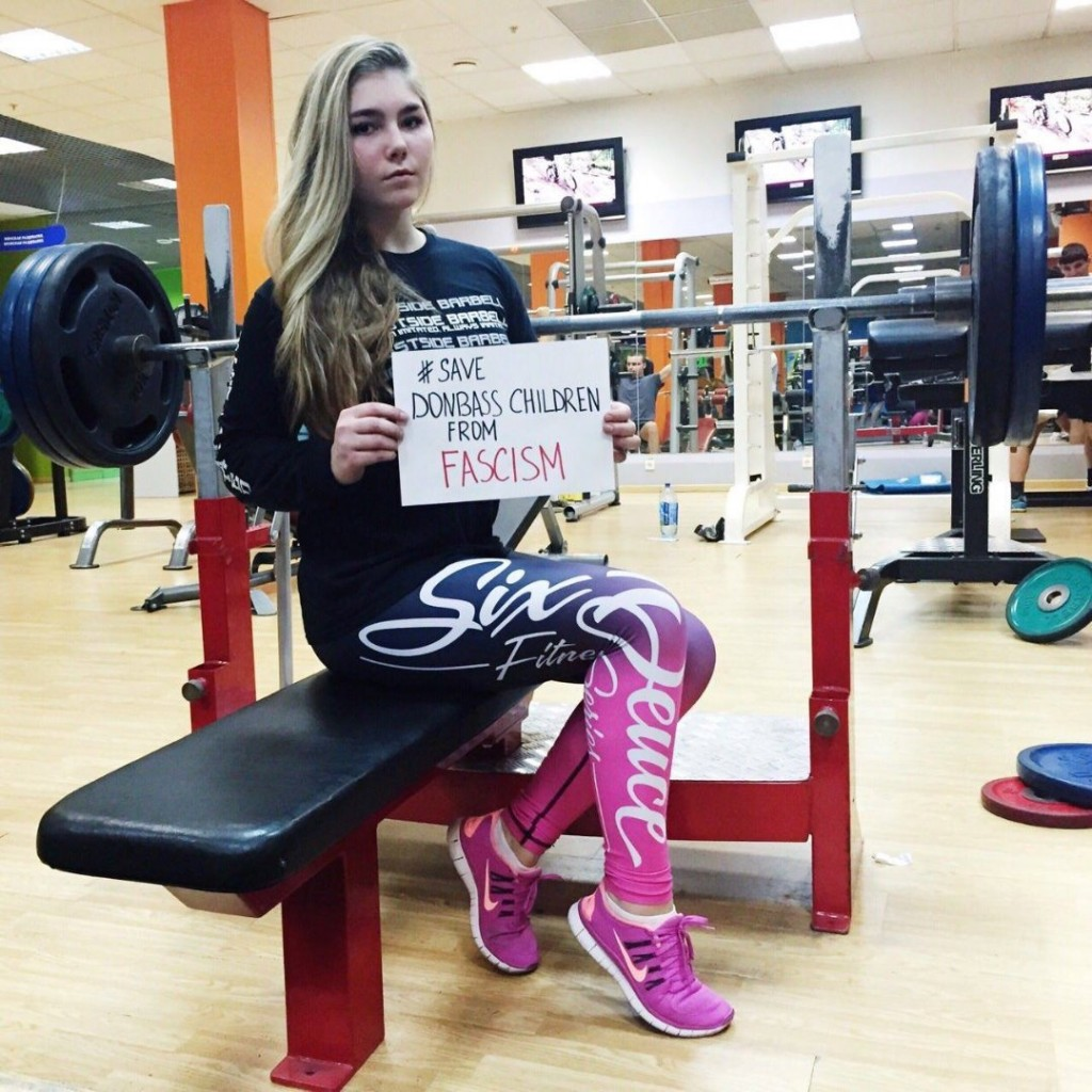 World's Strongest Girl Is Travelling To War-Torn Syria