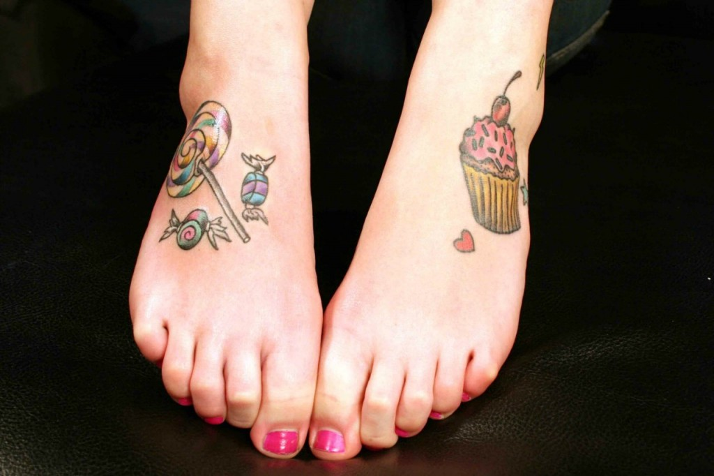 10 Crazy Foot Tattoos That Are Actually Awesome