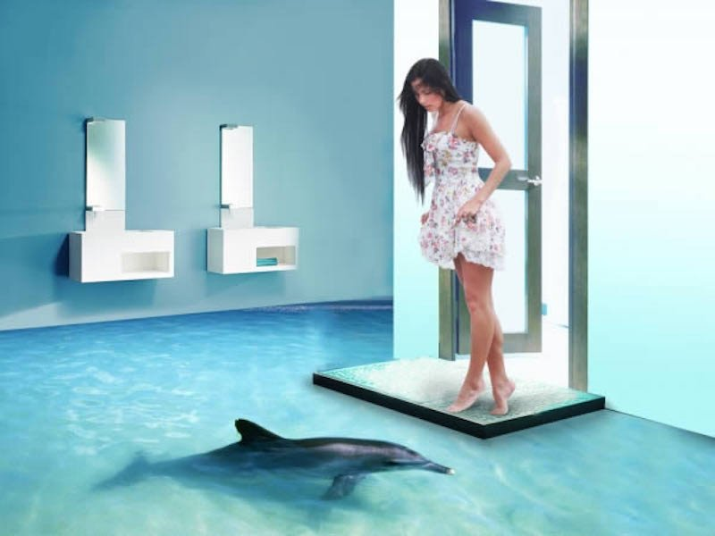 10 Of The Most Amazing 3D Floor Designs