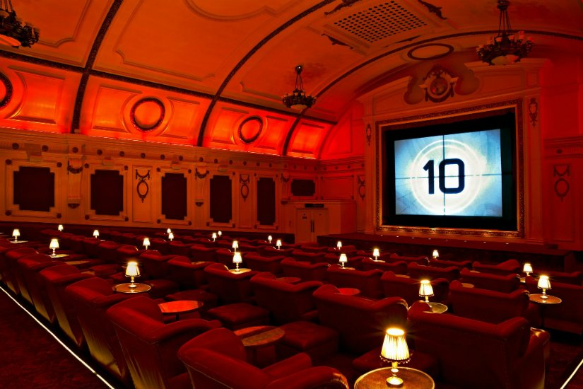 10 Of The Most Amazing Movie Theaters In The World