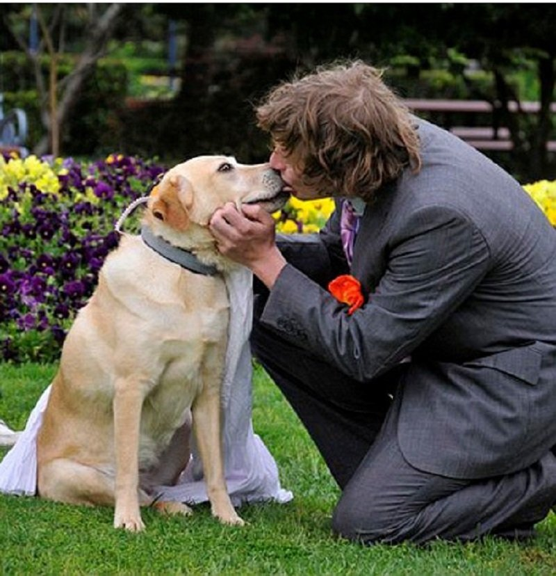 10 Shocking Cases Of People Marrying Animals