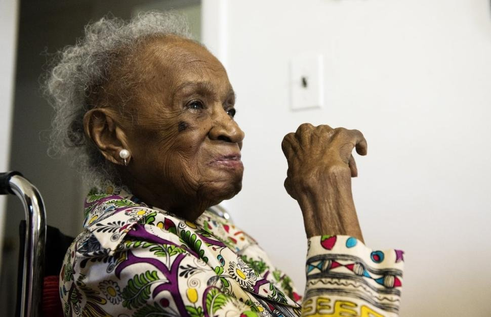 110-Year-Old Woman Claims Beer Is The Answer To Her Long Life