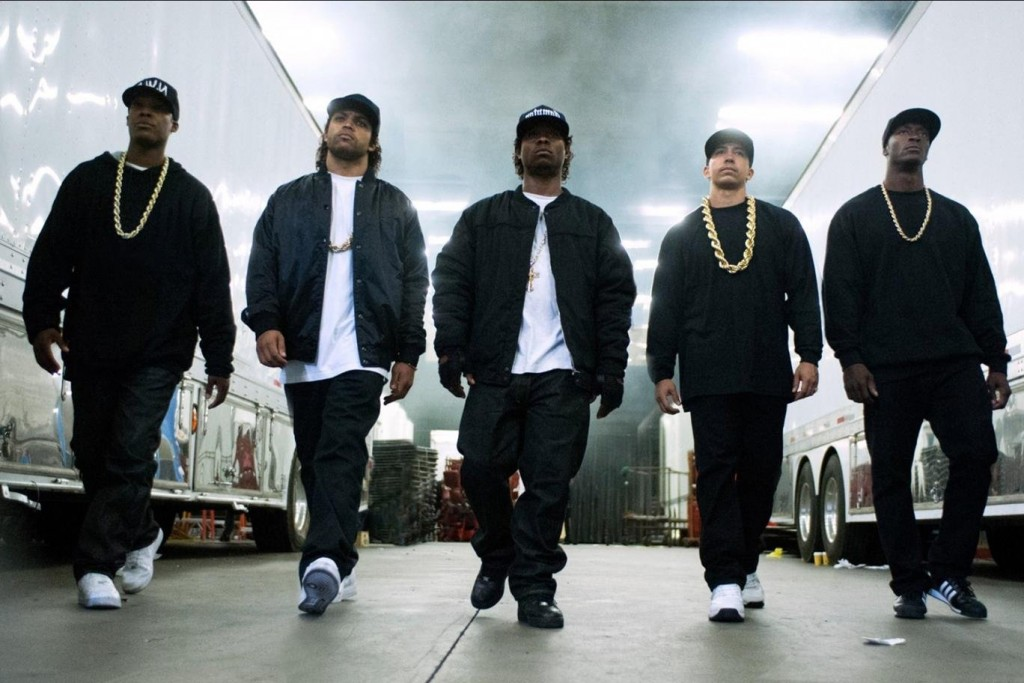 Acid Thrown In Man's Face At Straight Outta Compton Screening