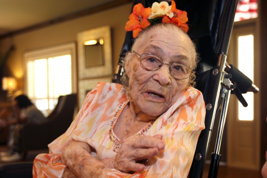 American Woman Becomes The Oldest Living Person In The World