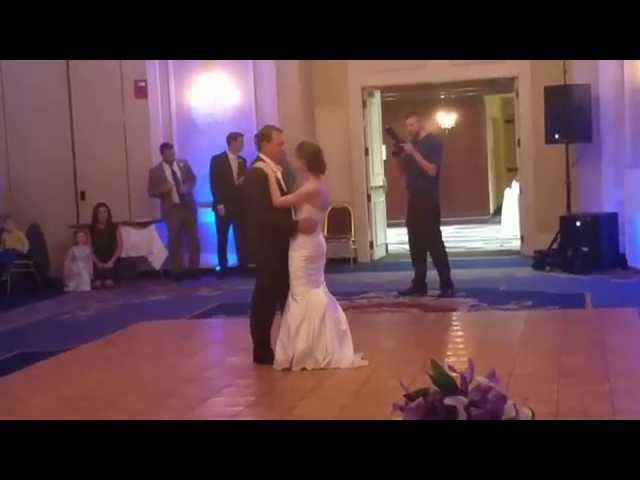 Dad Adds The Perfect Twist To This Father-Daughter Wedding Dance