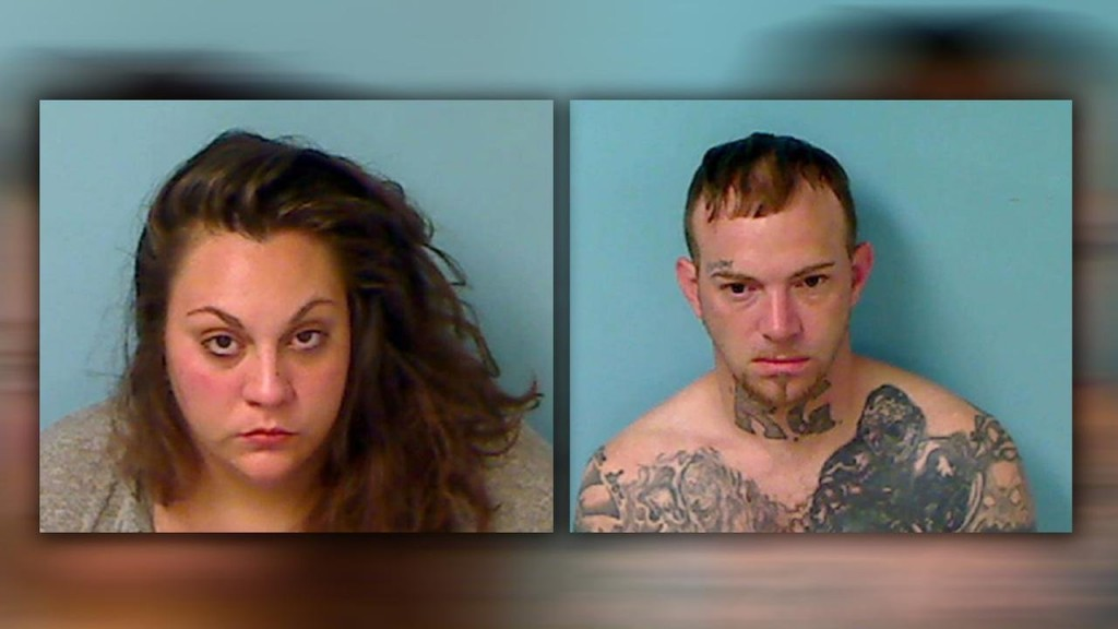 Drunk Couple Arrested For Driving Naked