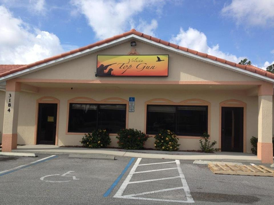 Florida Shooting Range Adds Restaurant That Serves Alcohol