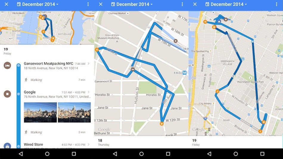 Google's New App Makes Drunken Nights Easier To Track