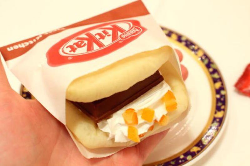 Japanese Fast Food Restaurant Debuts Kit-Kat Sandwich And It Looks Amazing!