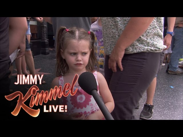 Jimmy Kimmel Seeks Kids To Explain The Meaning Of Adultery