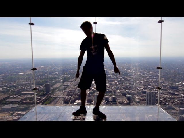 Man Performs Same Dance In 100 Different Locations In Chicago And It's Amazing