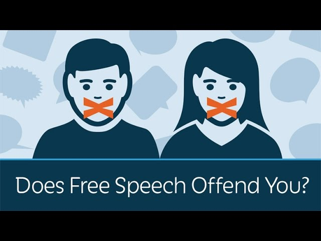 New Study Shows Free Speech Is In Danger