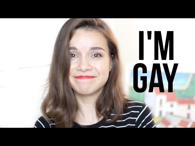 Shocking Video Of YouTube Star Coming Out As Gay