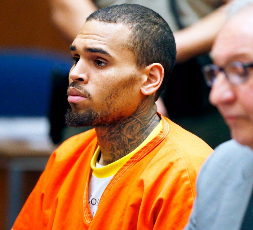 Top 20 Celebrities Who Out-Chris Browned Chris Brown