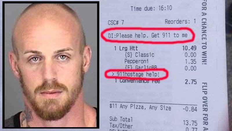 Florida Woman Being Held Hostage Uses Pizza Hut App To Get Help From 911