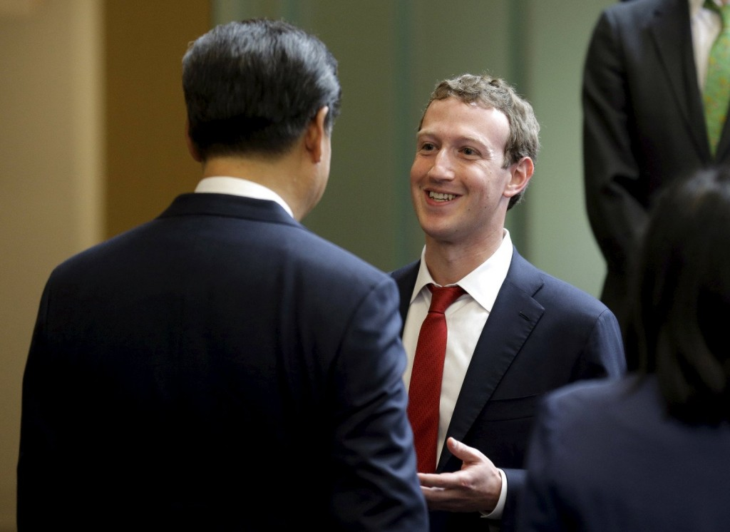 Mark Zuckerberg Aims To Bring Internet To Refugee Camps