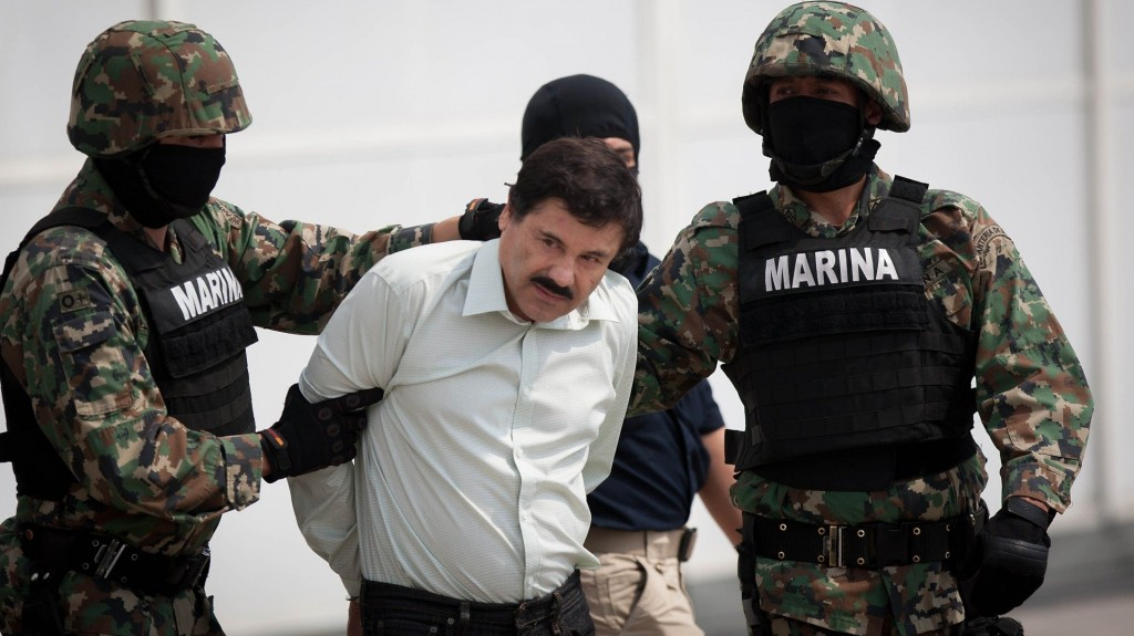 Mexican Drug Lord El Chapo Had His Luxury Cars Seized In An Attempt To Get More Information On His Whereabouts