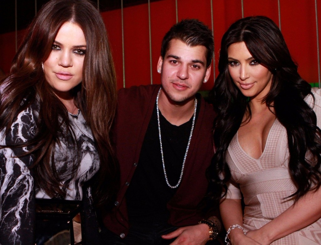 Rob Kardashian Compares Sister Kim to 'Gone Girl' Character
