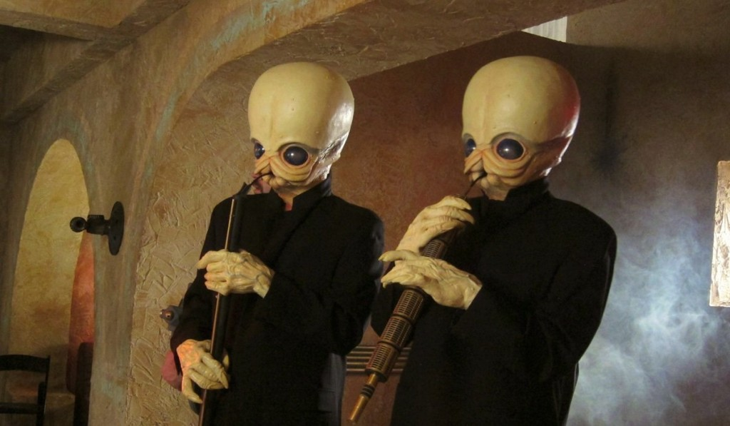 Star Wars Cantina Recreated In London Nightclub
