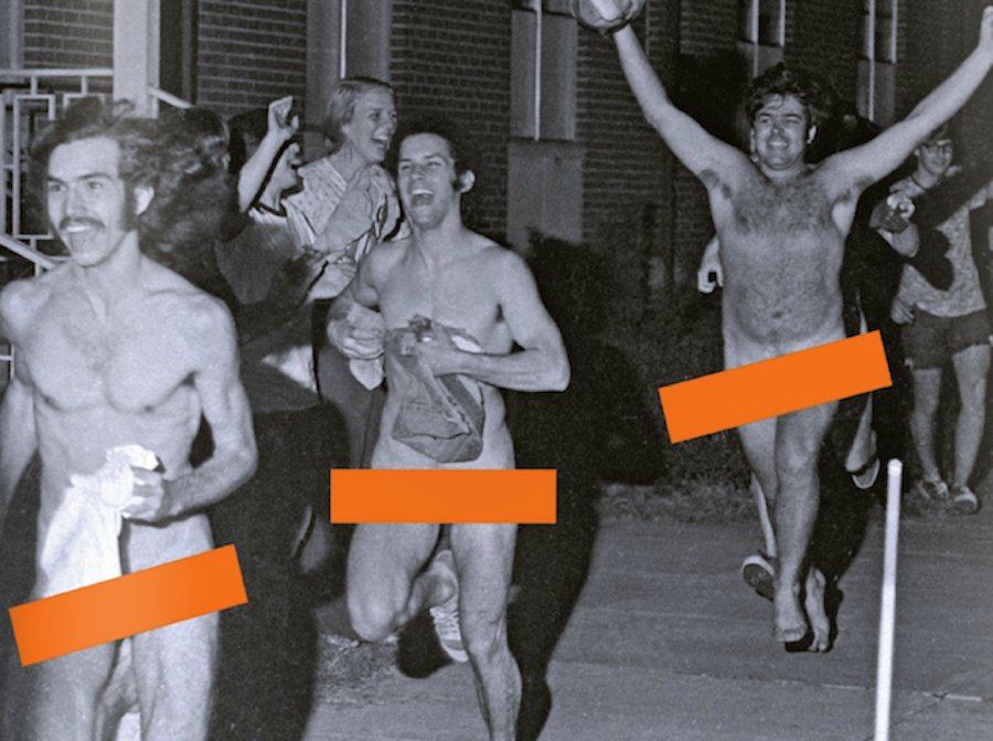 10 Funny Facts About The History Of Streaking