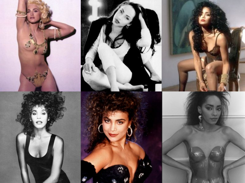 10 Of The Hottest Singers From The 80's