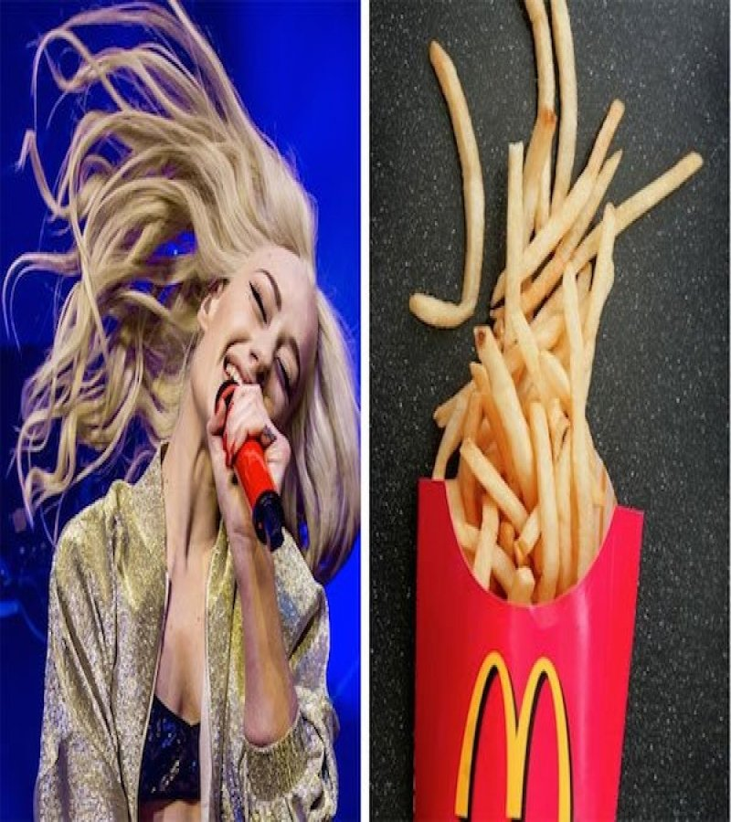 20 Images Of Celebrities That Look Like Food
